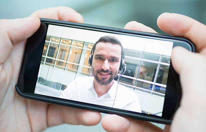 video conferencing-channel support